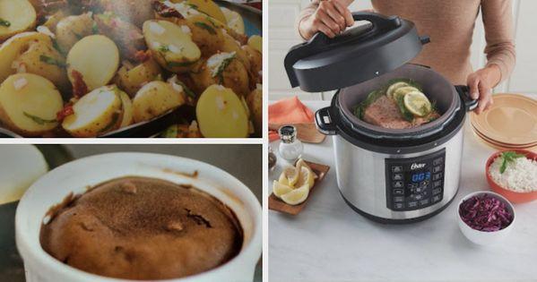 Recetas Para Cocinar Rápido Y Fácil Con La Multi Olla Express Recetas Para Cocinar Olla De Coccion Lenta Recetas Recetas Fáciles De Comida