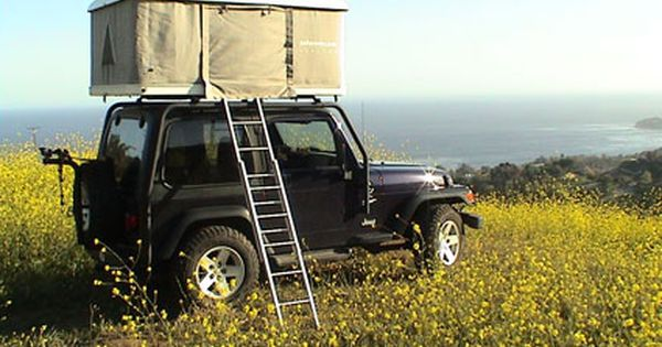 Pop Top Jeep Roof Tent Jeep Camping Roof Top Tent