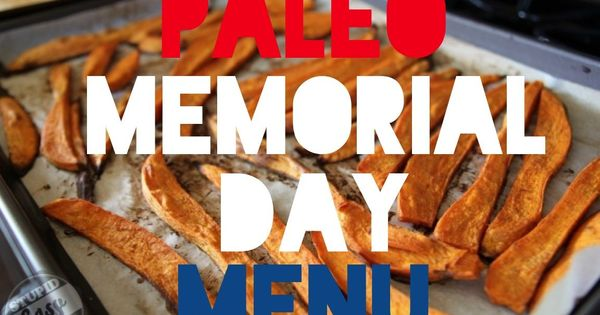 memorial day menu easy