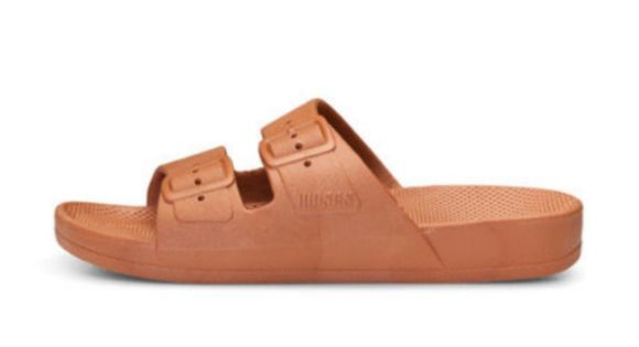 Freedom Moses Birkenstock Like Sandals Freedom Moses Birkenstock Like Sandals Brand New Toffee Us 45 Made From A Breed O Sandals Birkenstock Women Shoes