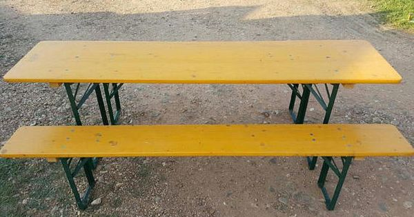 Your Place To Buy And Sell All Things Handmade Picnic Table Beer Garden Garden Picnic