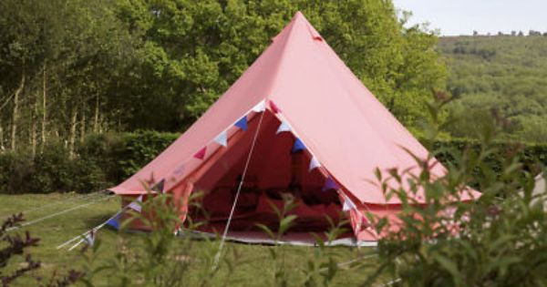 Bell Tents Bell Tent Tent Pink Tent