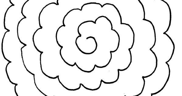 Más Patrones De Flores Y Hojas Para Fieltro: Patrones De Flores De Fieltro - Imagui