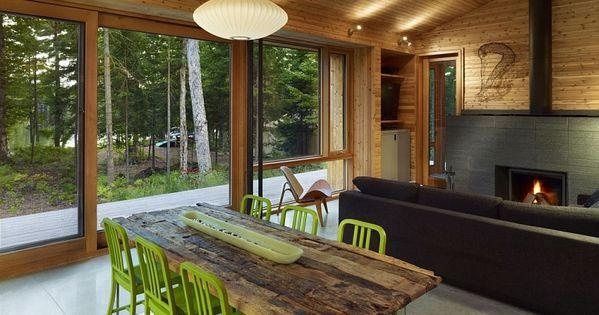 Pin de star seed labs en chile cabin pinterest for Comedores de terraza chile