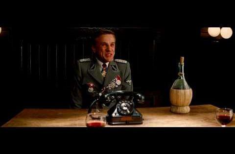 Inglourious Basterds - Hans Landa: Bingo! - YouTube | say ...