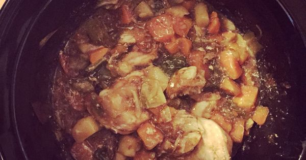 Slow cooked chicken casserole with Autumn Vegetables. | Food by Me ...