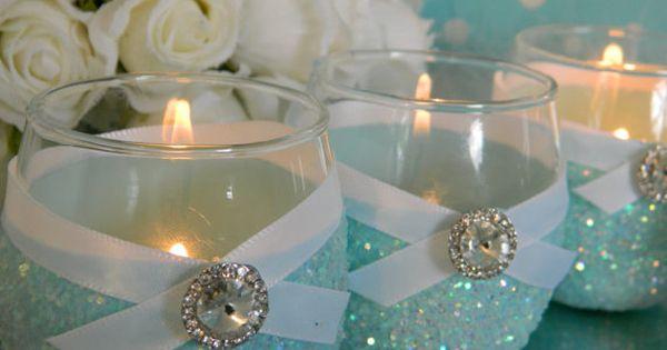 Wedding Favor, Bridal Shower Favor, Baby Shower Favor, Tiffany Blue Wedding, Breakfast