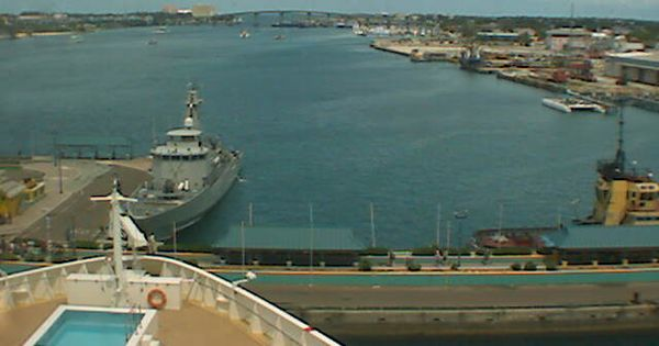 Norwegian Cruise Lines Camera Views From Webcams On