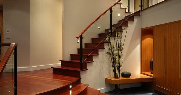 Decoracion de interiores con madera escaleras - Escaleras de madera decoracion ...