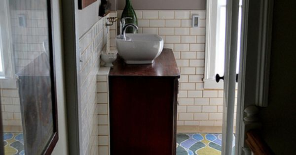Subway tiles, Bathroom and Tile on Pinterest