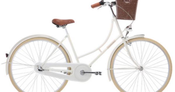 The Holymoly Lady Solo By Creme Cycles Beautiful Bicycle Bicycle White Bicycles