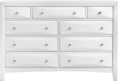 Ivy League White Dresser Rooms To Go Furniture White Dresser Furniture