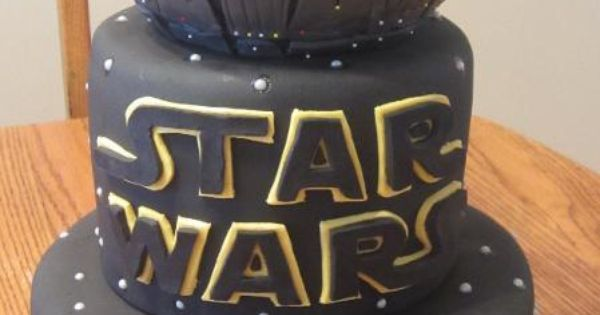 Star Wars Death Star Cake StarWars