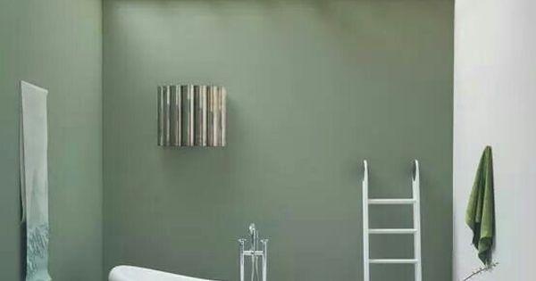 Verde salvia rilassante bathroom smart design - Bagno verde salvia ...