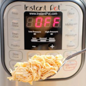 How Long To Cook Frozen Chicken Breast In Instant Pot Instant Pot Frozen Buffalo Chicken Breasts Recipe With Images Instant Pot Recipes Instant Pot Recipes Chicken Instant Pot Paleo