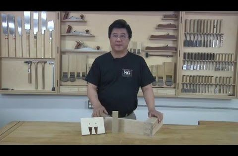 garage shop ideas pictures - Watch William Ng Make Condor Tails Joints