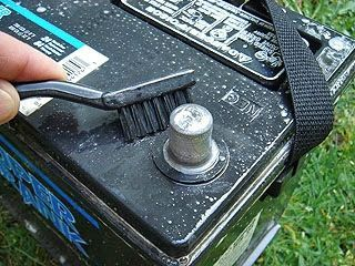 How To Clean A Car Battery Thumbnail Car Battery Battery Laptop Battery