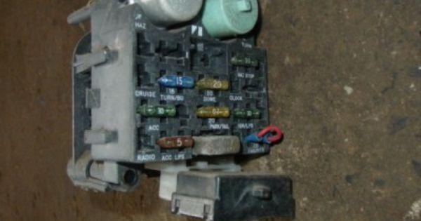[DIAGRAM_0HG]  87 Jeep wrangler wiring harness under dash fuse block | Jeep, Jeep wrangler,  Jeep yj | 1993 Jeep Wrangler Wiring Harness |  | Pinterest