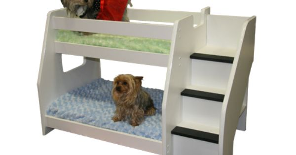 Bunk Bed W Stairs Dog Beds Pinterest Bunk Bed Pet