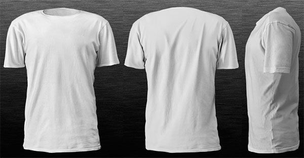 Download 40 Psd Templates To Mockup Your T Shirt Design T Shirt Design Template Clothing Mockup Shirt Template