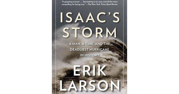 Isaac S Storm By Erik Larson Paperback Erik Larson