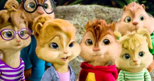 alvin and the chipmunks chipwrecked looney tunes