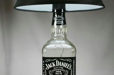 30 Amazing Diy Bottle Lamp Ideas | Daily source for inspiration and