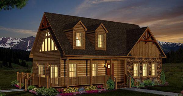 North carolina modular home floor plans banner elk cape for Best cape chalet modular floor plans