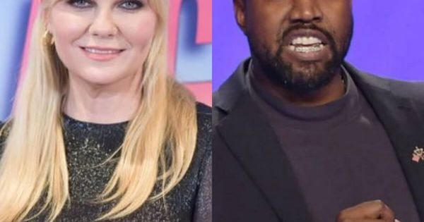 Actress Kirsten Dunst Left Confused After She Was Included In Kanye West S 2020 Vision In 2020 Kirsten Dunst Kanye West Actresses