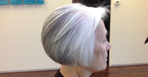 hair stylist short cuts topic