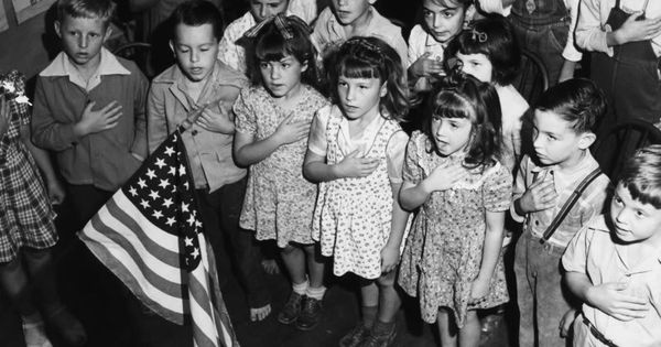 Criticism of the Pledge of Allegiance