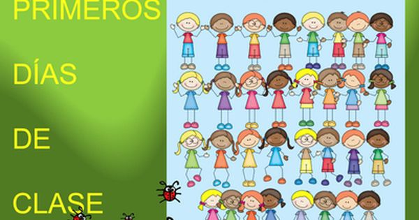 actividades para educaci n infantil primeros d as de