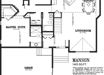 1500 sq ft ranch house plans with basement deneschuk for 1500 sq ft ranch house plans with garage