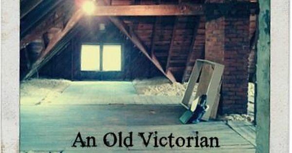 Bye Bye Bats Finishing An Old Farmhouse Attic Attic