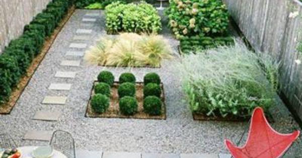 Ideas de jardines para casa decoracion de jardines - Diseno de jardines exteriores ...