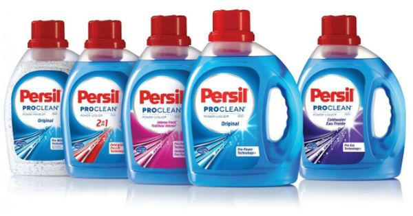 New 2 1 Persil Proclean Laundry Detergent Coupon Target Deal