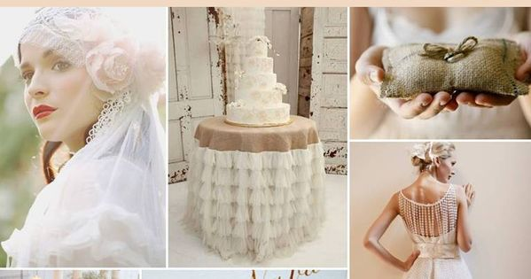 ** Wedding Inspiration ** Pantone Spring 2013 Colour Report