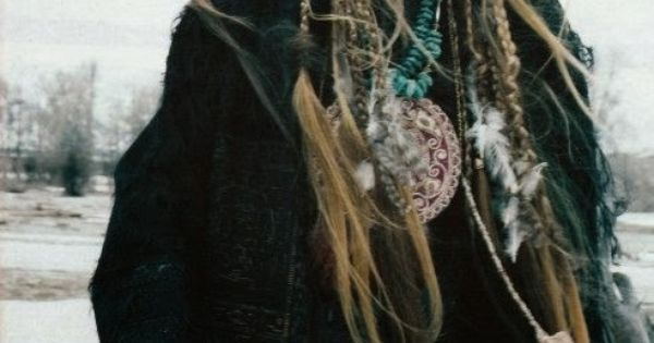Braids, Viking woman and Long long hair on Pinterest