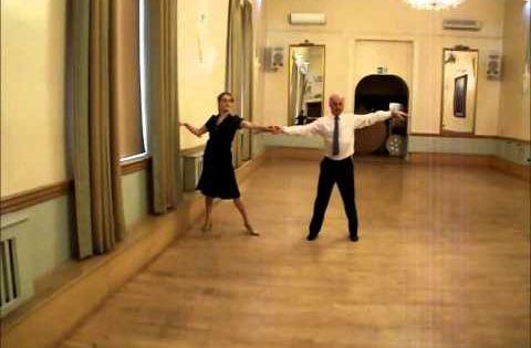 Cb Fce Db Ed C A on Foxtrot Steps Ballroom Dance