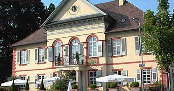 Hotel Watthalden Am Watthalden Park Pforzheimerstrasse Ettlingen Baden Wurttemberg Germany