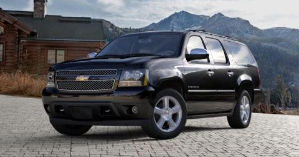 2013 Chevy Suburban Half Ton Build Your Own Suv Chevrolet
