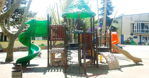 Parques Infantiles Miracle Play Panama Water Park Exterior Playground