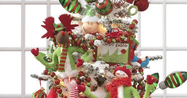 Ideas para decorar el rbol de navidad navidad adornos - Ideas adornos navidenos ...