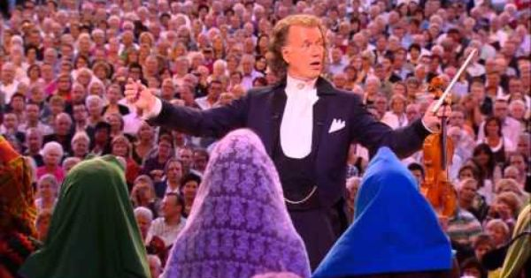 Andre Rieu I Will Follow Him Live In Maastricht V Youtube