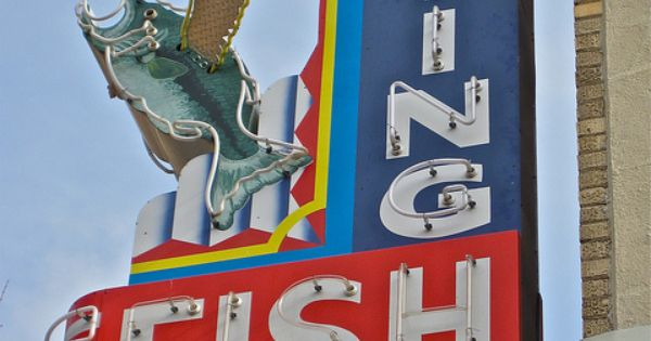 Flying fish little rock ar by robby virus via flickr for Flying fish little rock