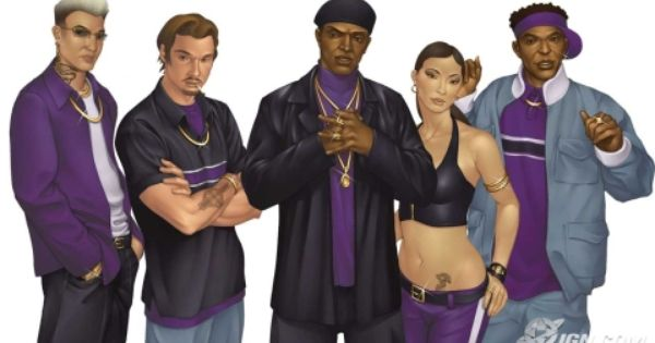 The Old Crew Saints Row Saints Row Iv The Row
