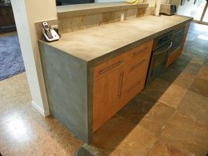 The Waterfall Edge Countertop Why It Belongs In Your Kitchen
