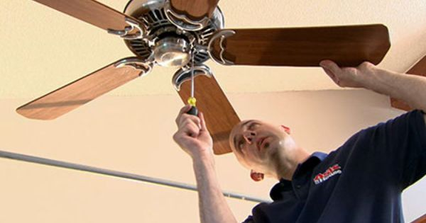 How To Install A Ceiling Fan On A Cathedral Ceiling Ceiling Fan Ceiling Diy Home Repair