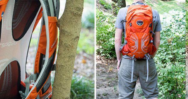 2 Day Hiking Backpack Backpacker Sa
