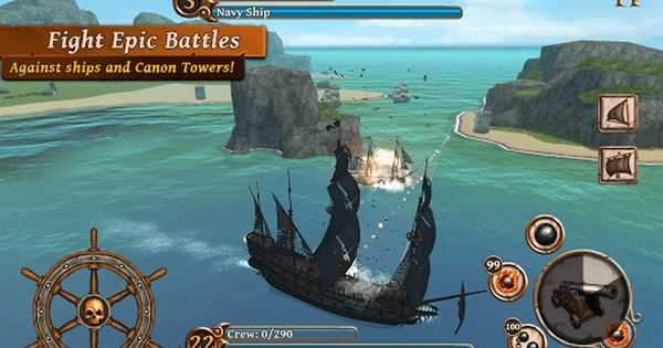 Ships Of Battle Age Of Pirates 1 49 Mod Apk Unlimited Money
